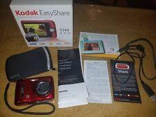 Kodak Easyshare Digital Camera Bundle C143