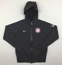 Nike AW77 USA United States 2012 Olympic Team Issue Tech Fleece Hoodie Women XL