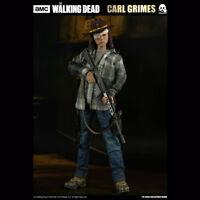 ThreeZero 3Z0062 1/6 The Walking Dead Carl Grimes Standard Version