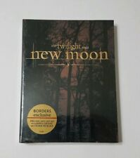 The Twilight Saga: New Moon DVD Gift Set with Charm Necklace -- NEW! SEALED!!