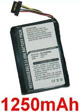 Battery 1250mAh type J00162K For Mitac Mio C510