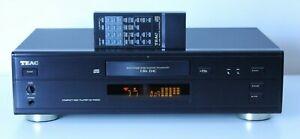 Teac CD-P4000 CD-Player TOP Zustand mit Fernbedienung