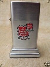 Zippo Lighter  Barcroft Table DENNY LUMBER CO. 80TH ANNIVERSARY MIDDLETOWN OHIO