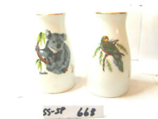 shepparton with koala with parrot salt and pepper shakers