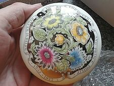 Wedgwood Susie Cooper Special Silver Jubilee Ltd Edition 500 Domed Trinket Box
