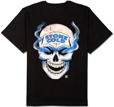 WWE Stone Cold Steve Autin t-Shirt Mens Size L Large Logo with tag Graphic Tee