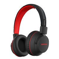 Mpow X3.0 Wireless Bluetooth Headphones Comfortable Over Ear Headset Stereo Bass