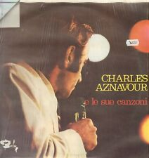 Charles Aznavour E Le Sue Canzoni - Barclay / Orizzonte - Compilation ORL 8177