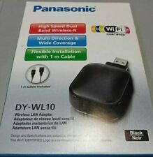 Panasonic DY-WL10 (with cable in Box) Wireless LAN Adaptor For VIERA TV BLURAY