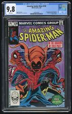 Amazing Spider-Man #238 CGC 9.8 White (Marvel 3/83) 1st appearance of Hobgoblin