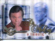 Star Trek Cinema 2000 Dr. McCoy:A Tribute Chase Card M9