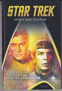 "Star Trek Hardcover Graphic Novel Collection #2 ""City On The Edge of Forever"""