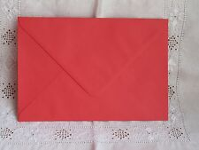 Red Christmas Envelopes 160mm x 235mm 100gsm x25