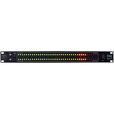 STAGE LINE VU-800/SW LED VU METER