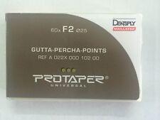 Dentsply Protaper Univeral Obturation Gutta Percha Points F2 60 Points Per Pack