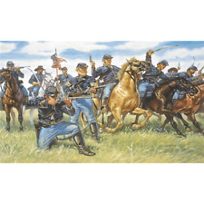 UNION CAVALRY THE BLUE JACKETS KIT 1:72