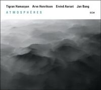 HAMASYAN/HENRIKSEN/AARSET/BANG - ATMOSPHERES  2 CD NEW