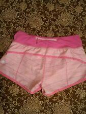 Lululemon speed women's running shorts size 4 or XS