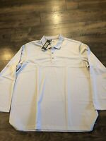 Nwt Mens Adidas Long Sleeve Polo 2XL(XXL)
