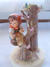 Hummel Goebal Apple Tree Girl Figurine W. Germany 1989