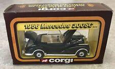 CORGI CARS OF THE 50's - MIP - 1956 MERCEDES 300SC #806