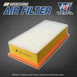 Wesfil Air Filter for Citroen C4 Grand C4 B78 2.0 HDi 4Cyl 16V 02/2014-On