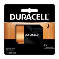 NEW!! Duracell  Alkaline  Medical Battery  Battery Size, J  6 volts