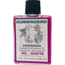 Hummingbird Chuparosa Oil Indio Products 1/2oz Wicca Santeria Magick Love