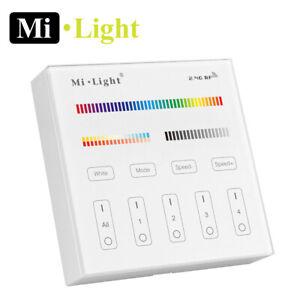 Mi light B4 4 Zone Wall RGB CCT RGBW Dimming Controller LED Strip Light