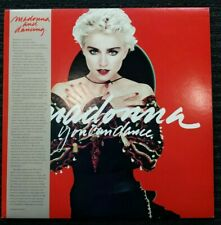 Madonna - You Can Dance - original US vinyl LP
