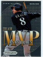 2012 Panini Prizm MVP - RYAN BRAUN [MVP16] - Brewers