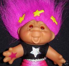 "SCHOOL GIRL Dam Troll Doll 5"" NEW IN BAG Collectible SCHOOL"