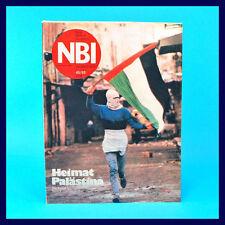 DDR-Zeitschrift NBI 48/1988 - Schönebeck Raumflieger Buran Brot Türkei Haiti