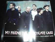 My Friend The Chocolate Cake – Talk About Love 5 Track CD EP Single