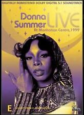 Donna Summer Live at Manhatten Centre Brand New DVD!!