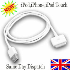 USB 2 Data Cable Sync Lead for iPhone iPod Nano Touch