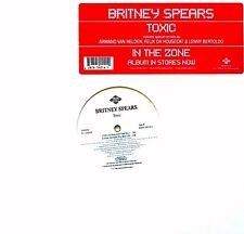"""12"""" - Britney Spears – Toxic (House, Techno) US PRESSING / MINT & SEALED LISTEN"""