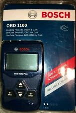 Bosch OBD 1100 DIAGNOSTIC SCANNER NEW FREE SHIPPING