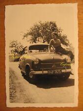 ~ 1960 vecchia fotografia Lloyd Alexander/Auto Oldtimer