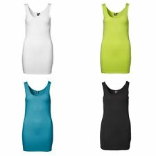 Cotton Blend Basic Sleeve T-Shirts for Women