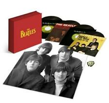THE BEATLES ~ LIMITED EDITION ~ BOXED SET ~ 4 VINYL SINGLES + POSTER + NUMBERED