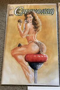 Budd Root Cavewoman Reloaded #2 Comics Sexy NM