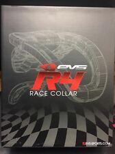 EVS R4 YOUTH BLACK Neck Brace Race Support Collar BMX ATV MX Offroad