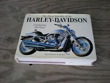 Encyclopedia of the Harley Davidson ISBN - 0785812741, coffee table picture book