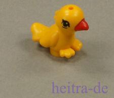 LEGO Friends-uccelli Hell-arancio con becco in rosso/98388pb01 merce nuova (a04)