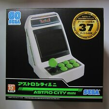 Brand New Japan SEGA Astro City Mini Console 36 Arcade Classic Games HDMI