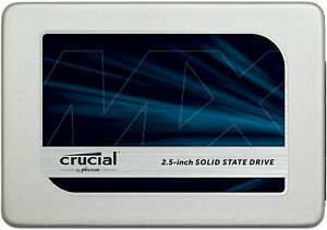 "Crucial MX300 525GB SSD 2.5"" SATA III Disk (CT525MX300SSD1) Solid State Drive"
