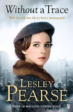 LESLEY PEARSE ___ WITHOUT A TRACE ___ BRAND NEW ___ FREEPOST UK