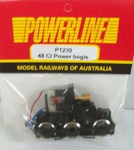 POWERLINE HO P1230 48 CLASS POWERED BOGIE