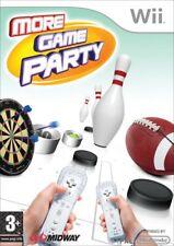 Plus Jeu de fête Wii Neuf Et Scellé